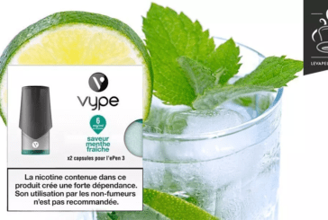 REVIEW / TEST: Fresh Mint by Vype