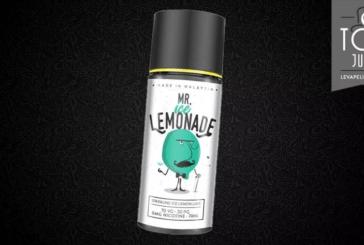 RÜCKBLICK / TEST: Eislimonade Mr Lemonade von My's Vaping