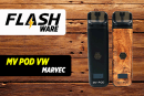 FLASHWARE: MV VW Pod 400mAh (Marvec)