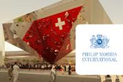 TABAK: Philip Morris, Hauptfinanzierung des Schweizer Pavillons für die Dubai World Expo!