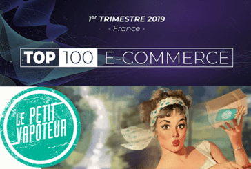ECONOMIA: The Little Vapoteur nel TOP 100 dell'e-Commerce francese.