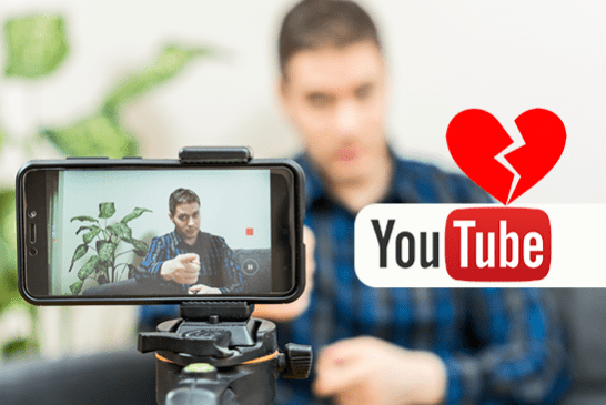 SOCIÉTÉ: The vape and Youtube, een liefdesverhaal dat eindigt?