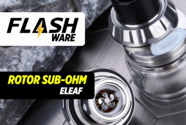 FLASHWARE: Rotor-Sub-Ohm-Tank (Eleaf)