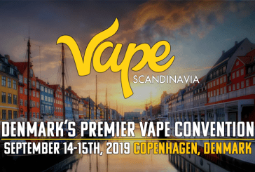 VAPE SCANDINAVIA 2019 – Copenhague (Danemark)