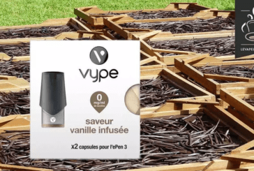REVUE / TEST: Vanille Infused by Vype
