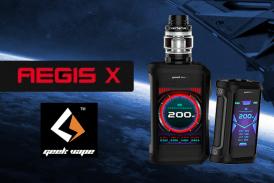 BATCH INFO: Aegis X 200W (Geekvape)
