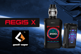 批次信息:Aegis X 200W(Geekvape)