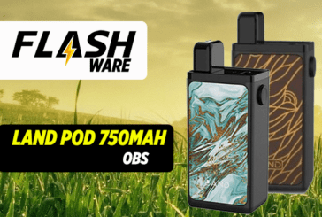 FLASHWARE: Land Pod 750mAh (OBS)