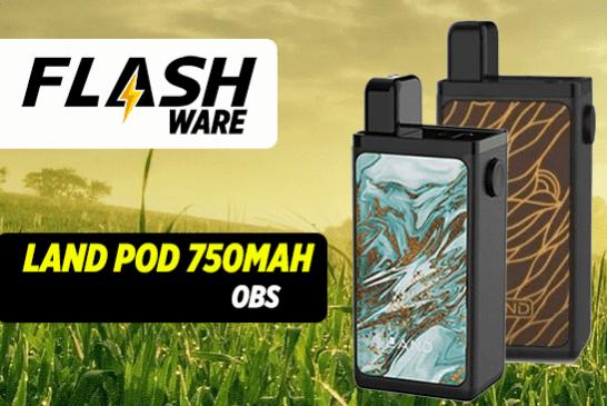 FLASHWARE:Land Pod 750mAh(OBS)