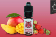 REVIEW / TEST: Malaysian Strawberry (Ready to Vaper Range) by Solana
