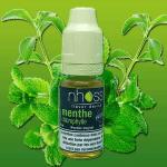 REVUE / TEST : Menthe Chlorophylle (Gamme E-liquides Fraicheurs) par NHOSS