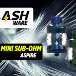 FLASHWARE:Odan Mini Sub-ohm(Aspire)