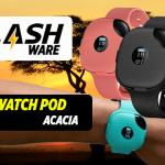פלאשואר: פוד Q-Watch (Acacia)