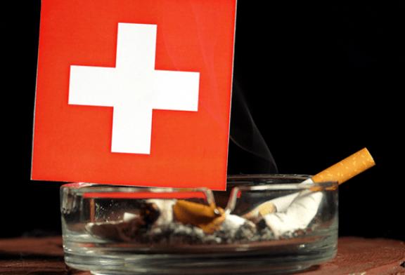שוויץ: עישון עולה 5 מיליארד פרנק שוויצרי בשנה!
