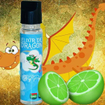 REVUE / TEST : Elixir de Dragon (with Puf Puf) par Laboravape