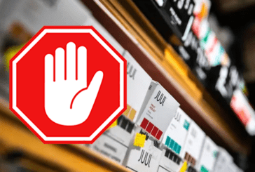 ETATS-UNIS : Le leader de l'e-cigarette Juul suspend la vente de ses pods aromatises !