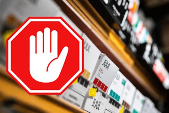 США: лидер электронных сигарет Juul приостанавливает продажу ароматизированных капсул!