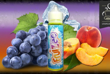 REVUE / TEST : Purple Beach (Gamme Fruizee 50ml) par Eliquid France