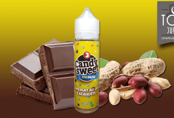 REVUE / TEST: Sweet Candy 3 (gamma Sweet Candy) di Bio Concept