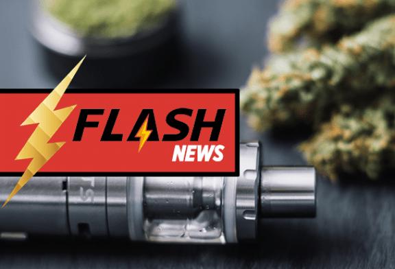 CANADA : Vers un abandon de la prise en charge de l'e-cigarette au cannabis médical