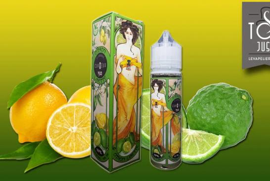REVUE / TEST: Lemon Lemon (1900 Range) van Curieux E-liquids