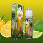 REVUE / TEST : Citron Limette (Gamme 1900) par Curieux E-liquides