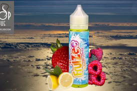REVIEW / TEST: Sunset Lover (Fruizee range) by Eliquid France