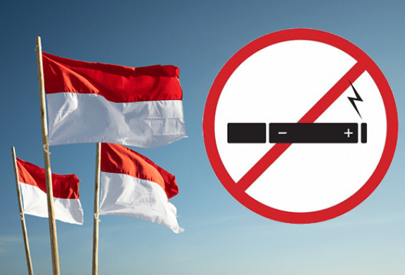INDONESIA: An amendment to ban the e-cigarette permanently!