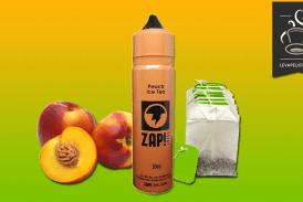 RÜCKBLICK / TEST: Peach Ice Tea (ZAP Range! 50ml) von ZAP JUICE