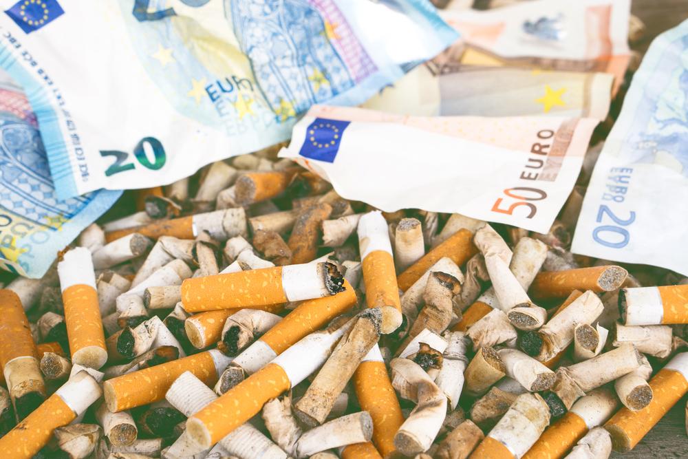 Возврат табачных изделий одноразовые электронные сигареты тяк москва
