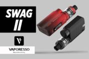 מידע על BATCH: Swag II 80W (Vaporesso)