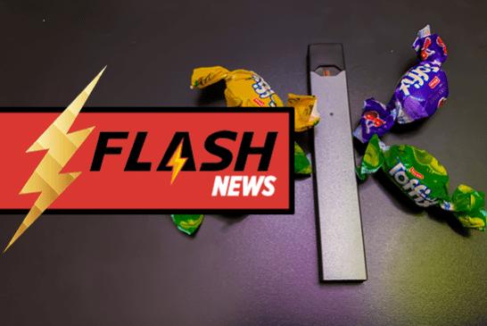 CANADÁ: ¡Toronto Public Health pide la prohibición del vaporizador con sabor!