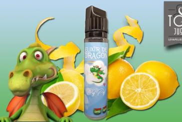 REVISIÓN / PRUEBA: Elixir of Dragon por Laboravape