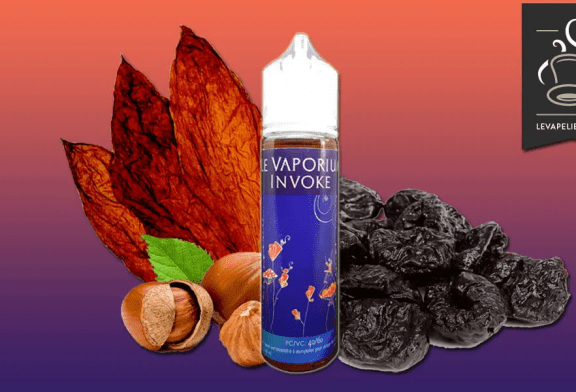 REVIEW / TEST: Invoke (Prelude-reeks) door Le Vaporium