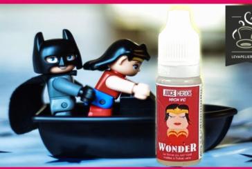 RECENSIONE / TEST: Wonder (gamma Juice Heroes) di Liquideo