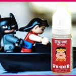 REVUE / TEST : Wonder (Gamme Juice Heroes) par Liquidéo