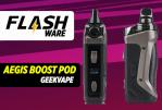פלאשואר: Aegis Boost Pod (Geekvape)