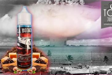 REVUE / TEST : La Bombe Rouge par High Class Liquids