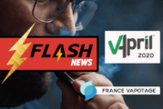 CIGARRILLO ELECTRÓNICO: ¡France Vapotage anuncia una asociación con VAPRIL 2020!