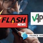 E-CIGARETTE : France Vapotage annonce un partenariat avec le VAPRIL 2020 !