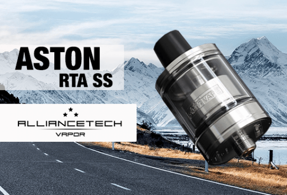 מידע על BATCH: Aston RTA SS (Aston Vape)