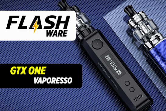 FLASHWARE : GTX One (Vaporesso)