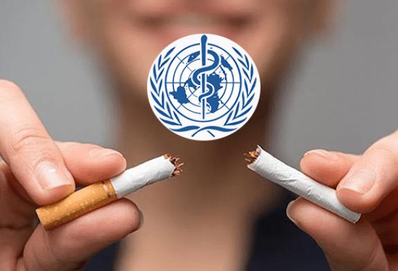 ЗДОРОВЬЕ: 31 мая, Всемирный день без табака, возможность сделать переход на вейпинг!