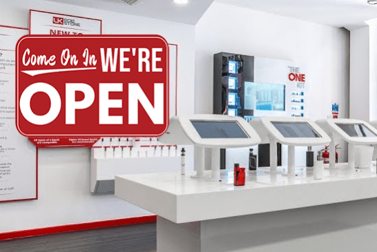 UNITED KINGDOM: A reopening of the vape shops on June 15 after a long wait!