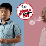 """בריאות: יום ללא טבק העולמי, מי חושף את """"הסוד הנורא"""" שלו על הכפפה!"""