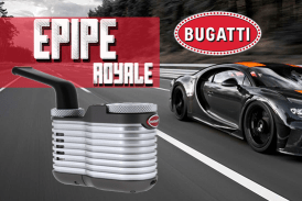 INFORMACIÓN DEL LOTE: Epipe Royale (Bugatti Vapor)