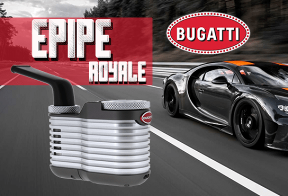 מידע על BATCH: Epipe Royale (Bugatti Vapor)