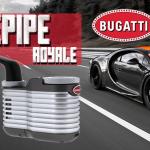 מידע על BATCH: Epipe Royale (Bugatti Vapor)