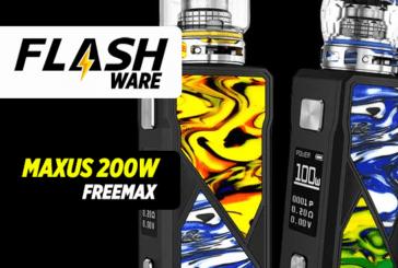 ПРОГРАММНОЕ ОБЕСПЕЧЕНИЕ: Maxus 200W (Freemax)