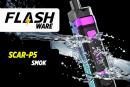 FLASHWARE: Scar-P5 (סמוק)